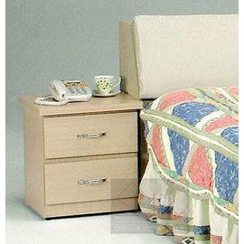 ~尚品傢俱~~自運價~ Q~GF~A11 幸運草白橡 胡桃 1.5尺床頭櫃 不含  ~