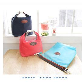 (特賣)日式時尚 創意包袱造型 糖果色保溫便當包  ◇保溫便當袋飯盒提袋/實用便捷式收納包 保溫袋 午餐便當包 飯盒袋/野餐包