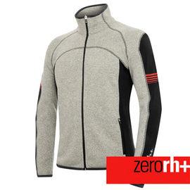 ZERORH  型男仿羊毛保暖休閒外套^(男^) INU2167