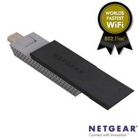 Netgear A6200 WiFi 11ac  n 300M 867M超極速USB無線