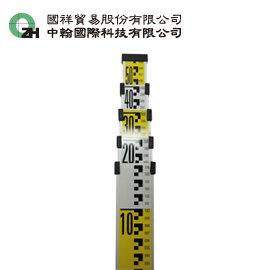 5米5節箱尺^(水準儀 水平儀 光波測距經緯儀 全站儀測量 ^)