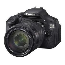 【信浩】CANON EOS 600D(EF-S18-135IS) Kit數位單眼相機《挑戰最低價 NT$33,390》
