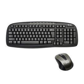 TCSTAR 連鈺 TCK968 無線鍵鼠組 2.4G無線 多媒體鍵盤 無線光學滑鼠  免