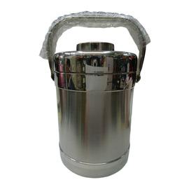 【HANDLE COOKER】2L◆直行雙層保溫提鍋《ST-1201T》不鏽鋼材質/保溫、保熱效果佳/手柄人性化設計