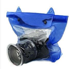 單眼相機專用/水上攝影/水中攝影 超強防水袋/防水套/防水包 (中型包) [ABO-00023]