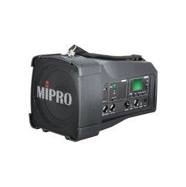 Mipro嘉強MA~100DB ^( 雙頻 USB ^) 超迷你肩掛式無線喊話器 MA~1
