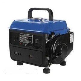 ~直銷~野營便攜家用小型950汽油發電機^(100^%全銅^)800W可帶12V