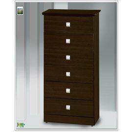 ~尚品 ~房仲採購最愛111~06 胡桃2尺小六斗櫃房間櫃收納櫃 白橡柚木色