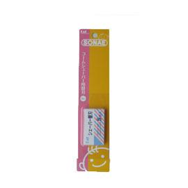 日本貝印-髮型打薄髮器替換刀片