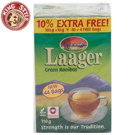 ~Laager~南非國寶茶 如意博士綠茶 40 4包 盒^(加量不加價^)