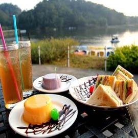 【假日不需加價】西湖渡假村 - 雙人入園 + 雙人下午茶套餐