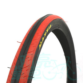 MAXXIS馬吉斯 DETONATOR登山車公路外胎,26X1.25,紅色~A23~566