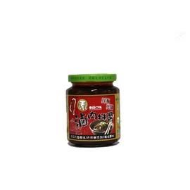 小吃素魯肉拌醬 240g  罐