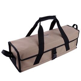 BG7493探險家EXPLORER硬式萬用帆布工具袋(L號)營釘袋 營釘盒 攜型袋