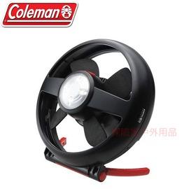 CM-0346 美國Coleman CPX6 風扇LED營燈 露營燈(雙功能皆可兩段式調整大小)