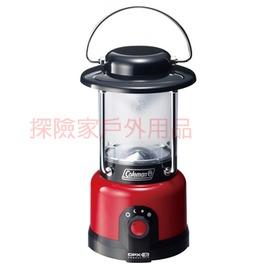 CM-9611 美國Coleman CPX6 LED營燈(紅) 暖色黃光 LED露營燈 氣化燈造型氣氛燈