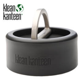 KWSSFD-BK美國Klean kanteen可利不鏽鋼蓋D環蓋 寬口不鏽鋼水壺蓋 54mm口徑
