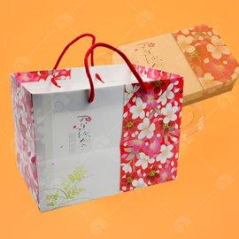 【艾佳】悅意手提紙袋/個