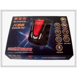 征服者 k66 加送三孔擴充座~免 ^! GPS測速器 內建全頻雷達 四核跳頻雷達~林森