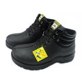 美迪^~F882鞋帶款~PU氣墊防水鞋~半筒鋼頭廚師鞋~ 製^~^(無可塑劑^)~耐曲折~