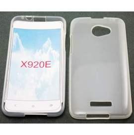 HTC J Butterfly/Butterfly X920D X920E 手機保護果凍清水套 / 矽膠套 / 防震皮套