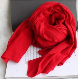 ~3Q小品 王~1212262素色保暖長版圍巾 批肩,呵護美麗怕冷的脖子
