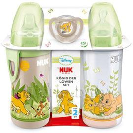 NUK  獅子王喝水杯促銷組