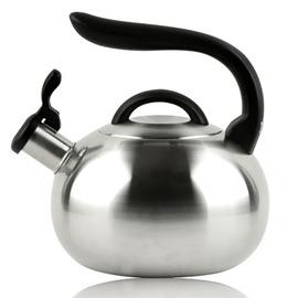 【仙德曼】304#不銹鋼笛音茶壺-2.4L
