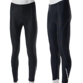 製OHIO 版流線長車褲 立體車縫 3D乳膠墊 彈力萊卡布料 自行車褲 0406黑