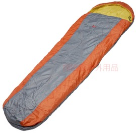 DJ3008探險家超細中空纖維棉睡袋 空心棉 (附收納袋) 人造羽毛睡袋