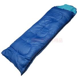 DJ3032探險家人造羽毛睡袋 (附枕頭) 人造纖維棉睡袋 空心棉 (附收納袋)
