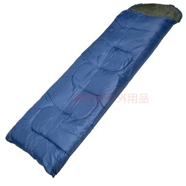 DJ9031大營家人造羽毛睡袋 人造纖維棉睡袋 空心棉 (附收納袋)