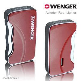 瑞士Wenger ASTERION RED 野營打火機 型號:L23.1019.01 紅色