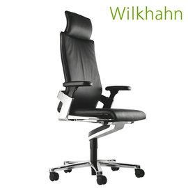 ~瘋椅世界~Wilkhahn ON Chair 德國百年品牌 3D傾仰高背 皮椅175 7
