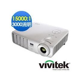 VIVITEK D517 投影機DLP系統 3000ANSI 高亮度XGA ^(CP值NO