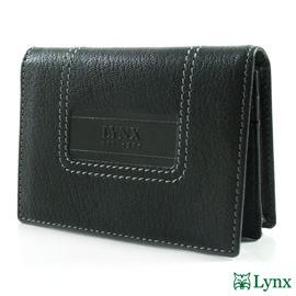 ~Lynx~品牌烙印羊皮名片夾 卡片夾 LY16~239~99