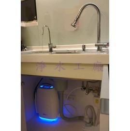 【淨水工廠】《免費安裝》UVA3000/UVA-3000專用櫥下鵝頸龍頭配件組3CT-A031-5