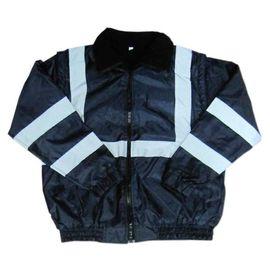 兩用反光外套 深藍★冬季兩用外套  袖子可拆★防風、防水、輕盈★內為刷毛設計