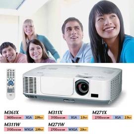 NEC M311X 液晶投影機 3100ANSI XGA HDMI ^(介面端子一應具全^