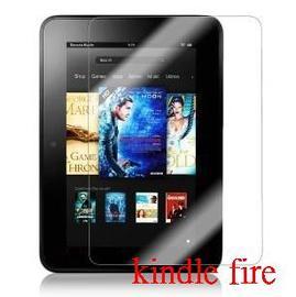 (平板)亞馬遜kindle fire 7吋 螢幕保護膜/保護貼/三明治貼 (防刮高清膜)