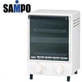 SAMPO聲寶 12L雙層小烤箱(KZ-PA12D)