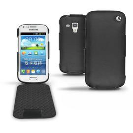 三星 Samsung Galaxy S Duos s7562 手工訂製  法國NOREVE頂級手機皮套 客製化腰掛 S Duos皮套 S Duos保護套 推薦