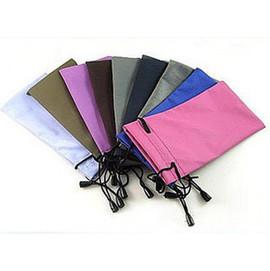 超柔軟 3D眼鏡袋/太陽眼鏡袋/首飾袋/手機袋/布袋