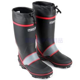 UL67輕量長筒橡膠 雨鞋型磯釣釘鞋 磯釘防滑底 防滑鞋+釘底 釣魚 溯溪鞋