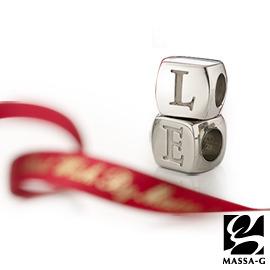 MASSA~G DECO系列 字言字語Alphabet ~ 字母墬2個