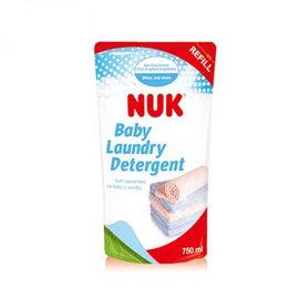 NUK嬰兒洗衣精補充包750ml
