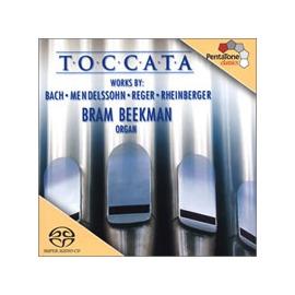Penta Tone SACD ^(PTC 5186 003^) ~ TOCCATA 20