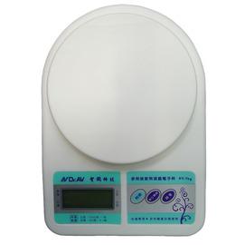 福利品【聖岡科技】最大秤重7公斤(KG)◆多用途家用液晶電子秤《PT-7kg》可測量食材重量(麵包機)