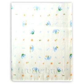 亞米兔泡泡紗布大浴巾 (6302)