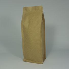 東尚公版袋K008牛皮紙250g平底袋Box Pouch^(平底^) 50個 盒^(沒有氣